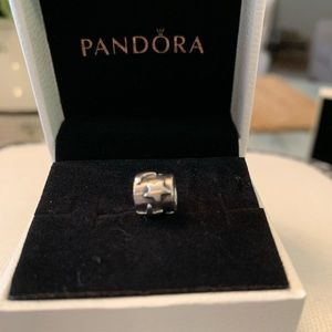Authentic sun,moon,stars pandora charm